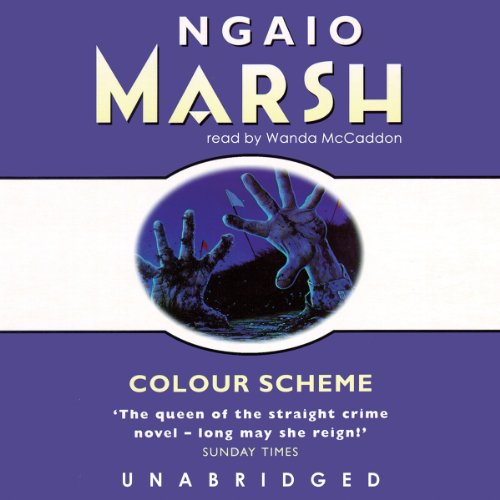 Colour Scheme audiobook cover art