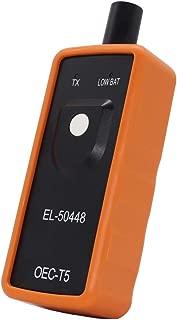 Autokcan TPMS Relearn Tool,OEC T5 Super EL-50448 for GM Tire Pressure Monitor Sensor TPMS Reset Tool