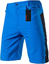 TOM SHOO Heren Baggy Fietsen Shorts Ademende Loose-Fit Outdoor Sport MTB Fietsen Running Shorts