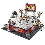 WWE C3 - Ring Set y Figura (Giochi Preziosi 21031)