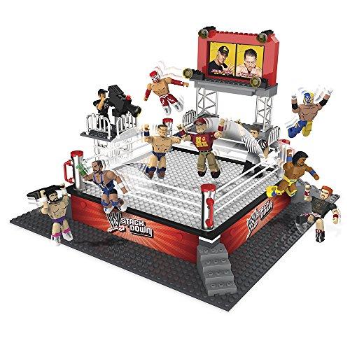 Giochi Preziosi - WWE Costruzioni, Ring Playset