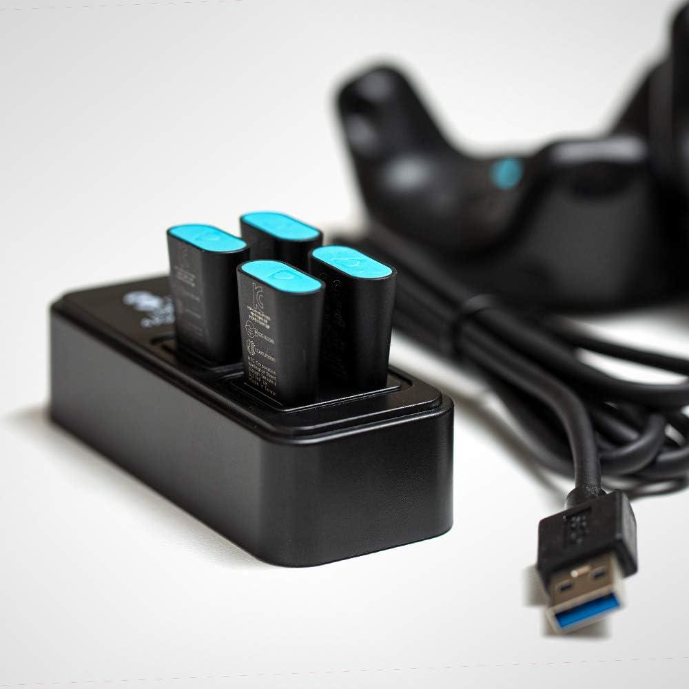 4-Port USB Hub for Vive Tracker USB dongles