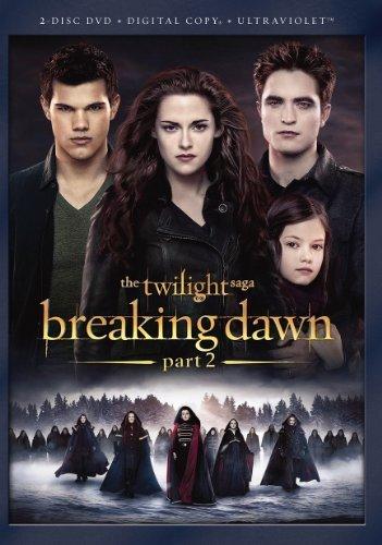 The Twilight Saga: Breaking Dawn - Part 2 [DVD + Digital Copy + UltraViolet] by Summit Entertainment by Bill Condon