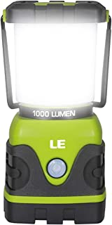 LE 超高輝度 LEDランタン 明るさ1000ルーメン 電池式 昼白色と暖色 4つ点灯モード切替 無段階調光 キャンプ 登山 釣り 防災 停電 緊急 非常用