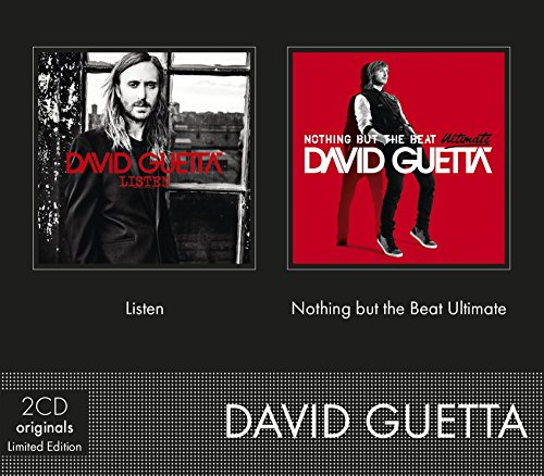 David Guetta - Listen & Nothing But The Beat Ultimate (Standard Edition) (Coffrets) (2 CD)