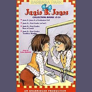 Junie B. Jones Collection audiobook cover art