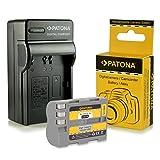 Caricabatteria + Batteria EN-EL3E per Nikon D50   D70s   D80   D90   D200   D300   D300S   D700