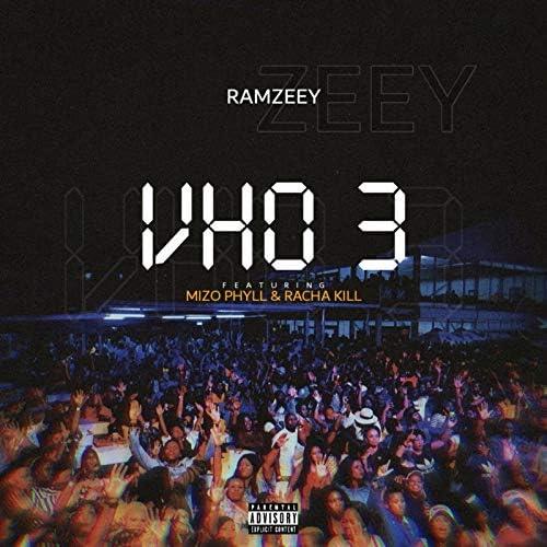 Ramzeey feat. Mizo Phyll & Racha Kill