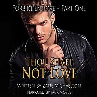 Thou Shalt Not Love audiobook cover art