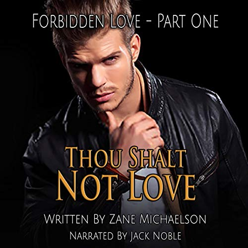 Thou Shalt Not Love audiobook cover art