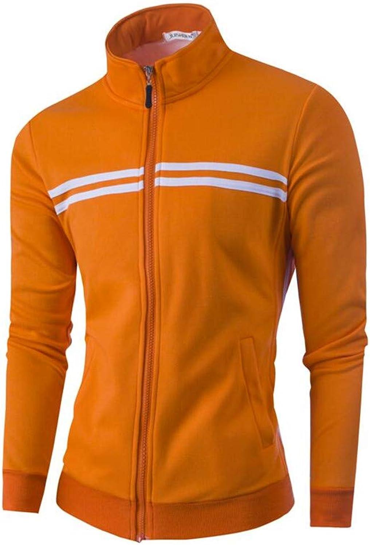 2c71449f GMEhood New Zipper Cardigan Sweatshirt Men Men Men High Collar Hoodies  3d83b5