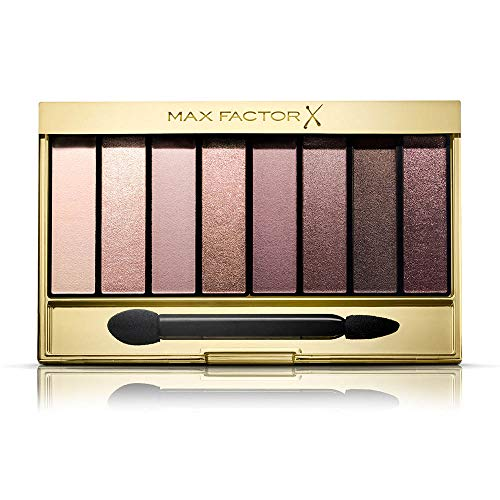 Max Factor Masterpiece Contouring Eyeshadow Palette, 03 Rose Nudes, High Pigmented and Intense Colours, Perfect for Every Eye Look, 6.5 g