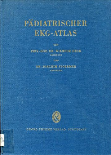 Pädiatrischer EKG-Atlas