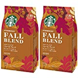 ネスレ スターバックス コーヒー フォール ブレンド 140g ×2袋 レギュラー(粉)
