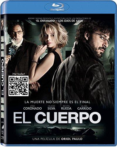 El Cuerpo (Blu-Ray) (Import) (2013) Belén Rueda; José Coronado; Hugo Silva;