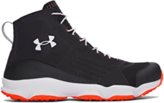 Men's UA Speedfit Hike Black/Elemental/Elemental Boot, 10