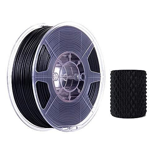 eSUN ABS Max Filament 1.75mm, 3D Printer Filament ABS Max, 1KG Spool 3D Printing Filament for 3D Printers, Black