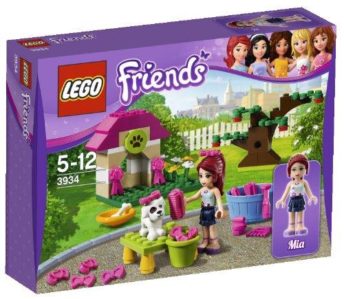 LEGO Friends 3934 - Mia's Welpen-Häuschen