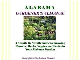 Alabama Gardener's Almanac by [Barbara Pleasant]