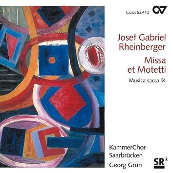 Musica sacra, Vol. 9