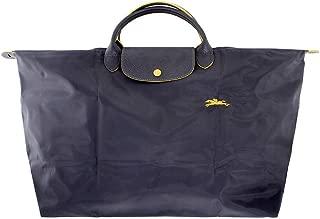 Longchamp Le Pliage Ladies Medium Gunmetal Nylon Tote L1624619300