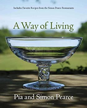Hardcover A Way of Living Book