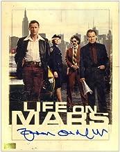 Jason O'Mara Autographed 8x10 Life on Mars Cast Photo