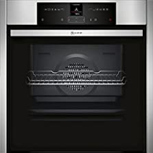Neff BCR5522N Backofen mit CircoTherm, EasyClean, Pyrolyse, Slide&Hide © Amazon