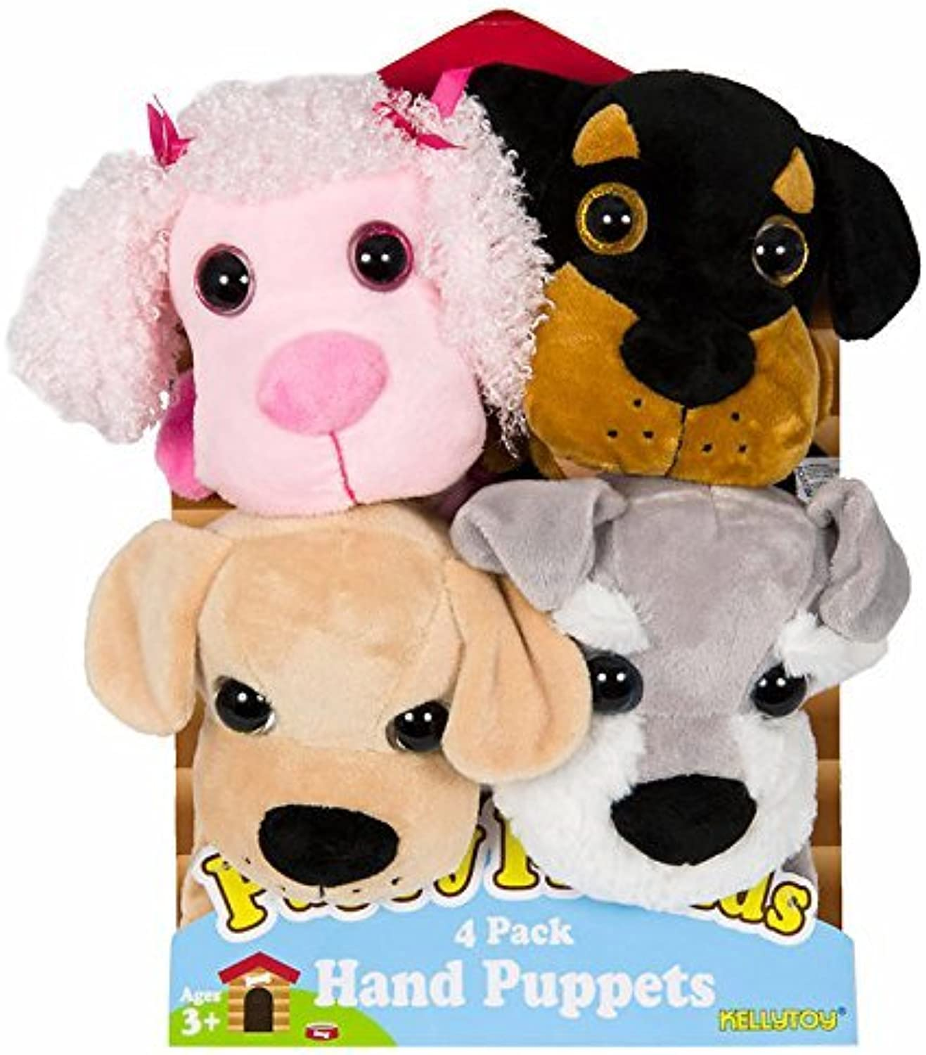 Puppy Friends Hand Puppets Puppies by Farm Friends