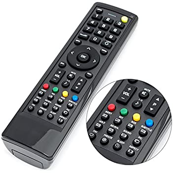 New Universal Remote Control Fit for Hannspree TV HSG1113 HSG1139 HSG1116 HSG1076 SJ28DMBB HSG1142 HSG1117 HSG1074