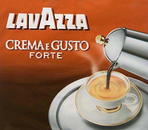 Lavazza Miscela di Caffè Macinato Gusto Forte, 2 x 250g