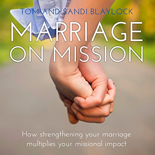 Marriage on Mission audiobook cover art