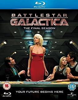 Battlestar Galactica: The Final Season (Season 4, Part Two) [Blu-ray] [Region Free] (B00318C5IS)   Amazon price tracker / tracking, Amazon price history charts, Amazon price watches, Amazon price drop alerts