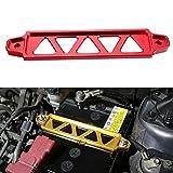 Dewhel JDM Billet Aluminum Battery Tie Down For Honda Civic Acura Rsx Ep3 Dc5 Si...