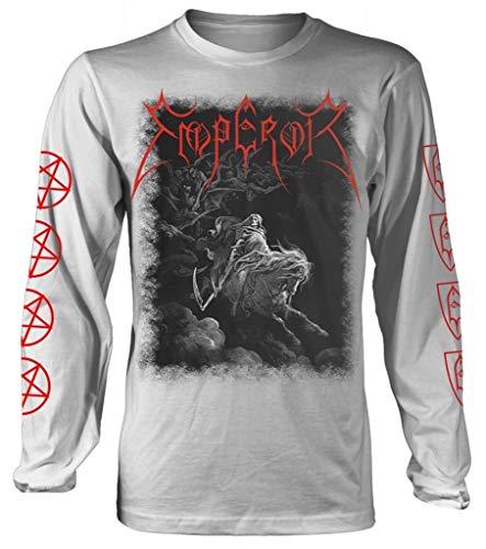 Emperor 'Rider 2019' (White) Long Sleeve Shirt (xx-Large)