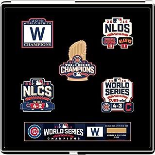 2016 world series pin