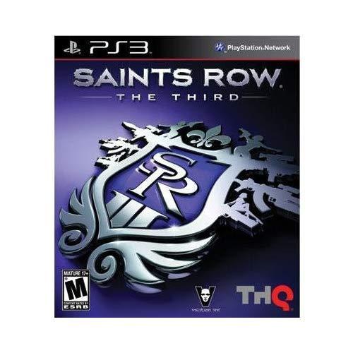 Square Enix - Saints Row The Third G H PS3