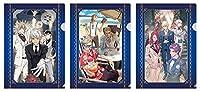 Fate Grand Order ローソン クリアファイルセット A エミヤ ギルガメッシュ クーフーリン ガウェイン 円卓 FGO 2018