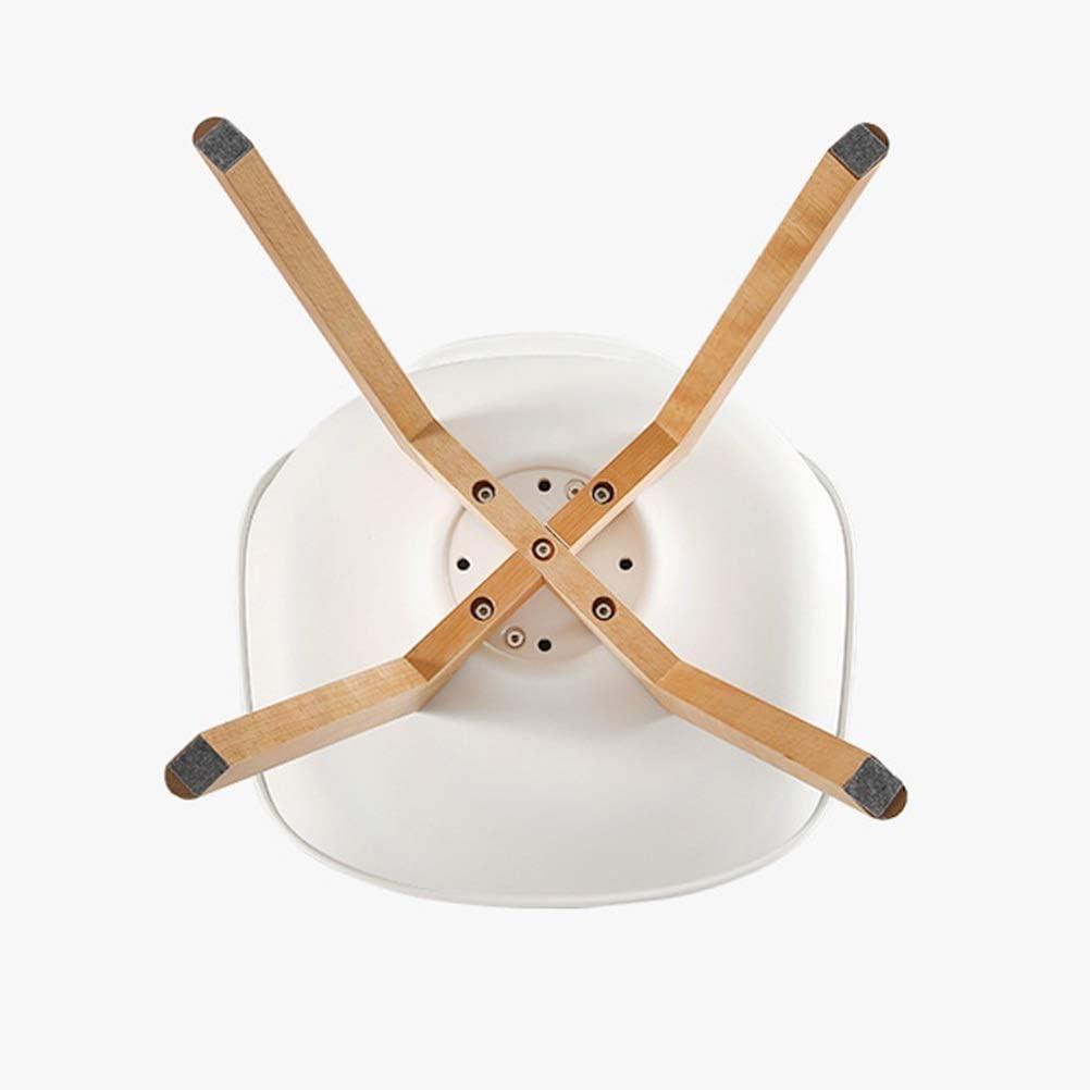 Chaises de salle à manger avec pieds en bois, chaises de bureau Chaises design contemporain (Color : Color 1) Color 9