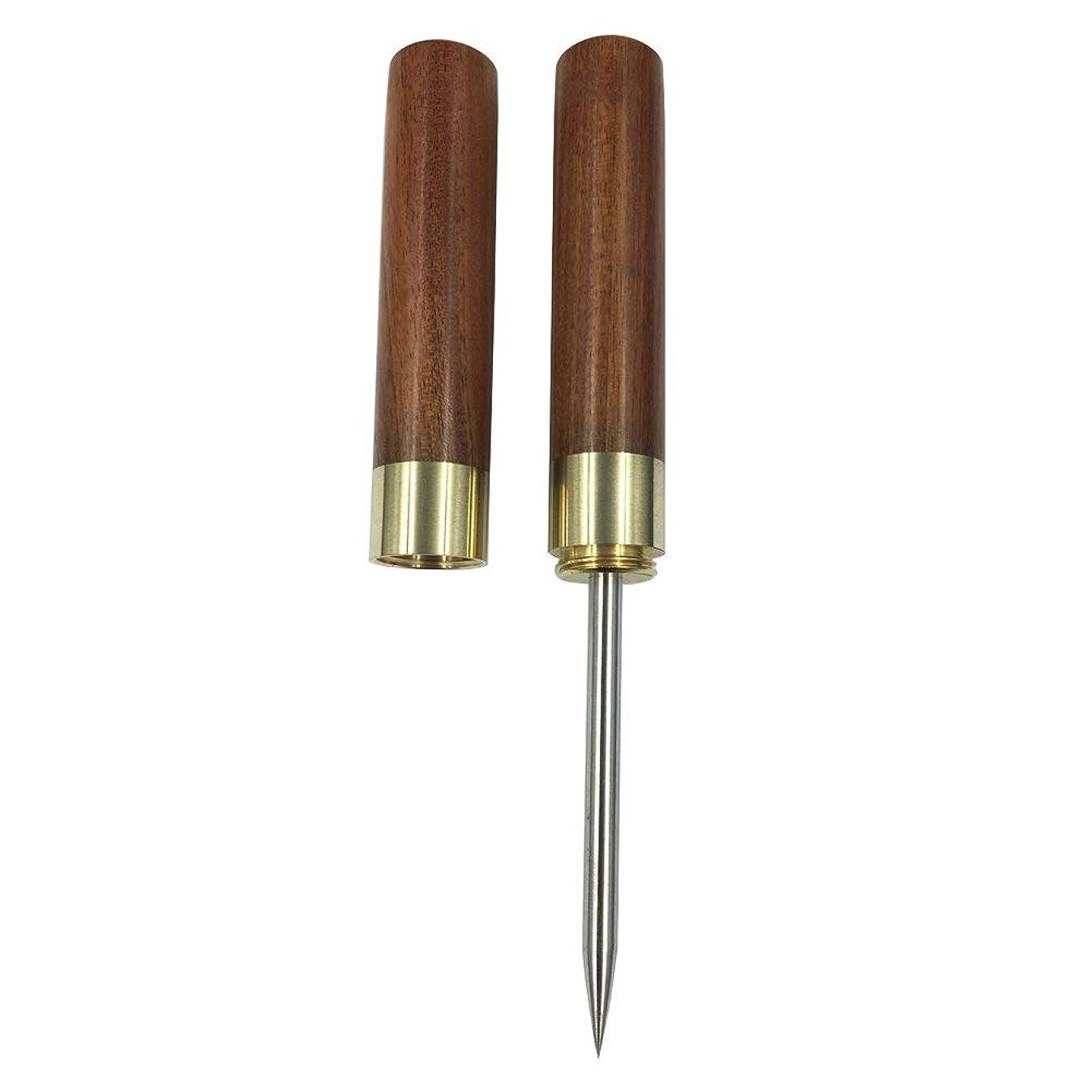 Wood Handle Ice Pick 6.7