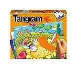 Diset- Juego Tangram Kids, 33.3 x 26.4 x 5.3 (70503)