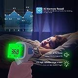 Immagine 1 wawech termometro febbre infrarossi termoscanner
