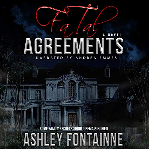 Fatal Agreements audiobook cover art