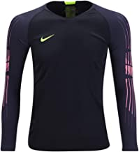 Nike Mens Gardien II Goalkeeper GK Jersey (Black/Punch/Volt) Size Small