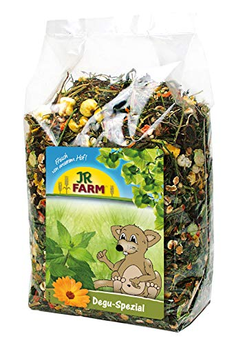 JR Farm Degu Spezial Größe 2 x 1,5kg