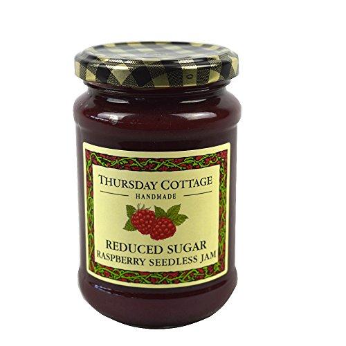 Thursday Cottage Diabetic Raspberry Jam