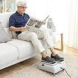InnovaGoods - Ejercitador de Piernas Pasivo para Caminar Sentado Trekker