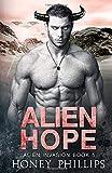 Alien Hope: A SciFi Alien Romance