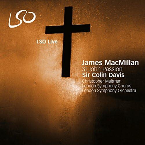 London Symphony Orchestra, Christopher Maltman, London Symphony Chorus & Sir Colin Davis