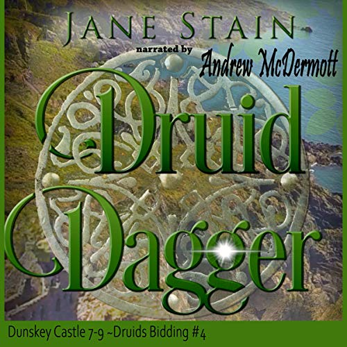 Druid Dagger: Dunskey Castle 7-9 cover art